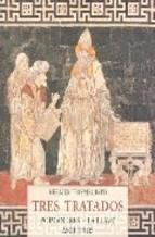 Libro TRES TRATADOS. POLIMANDRES - LLAVE, LA - ASCLEPIOS