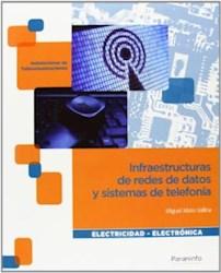 INFRAESTRUCTURAS DE REDES DE DATOS Y SISTEMAS DE TELEFO  NIA (ELECTRICIDAD-ELECTRONICA)