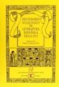 DICCIONARIO FILOLOGICO DE LA LITERATURA ESPAÑOLA SIGLO  XVI (CARTONE) (ERUDICION Y CRITICA)