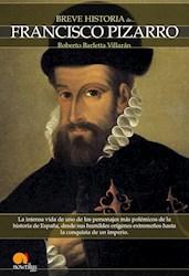 Libro Breve historia de Francisco Pizarro