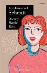 Libro OSCAR Y MAMIE ROSE