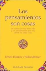 Libro PENSAMIENTOS SON COSAS, los