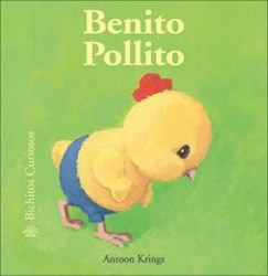 Libro POLLITO BENITO