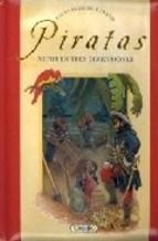 Libro PIRATAS (ESCENARIOS DE CUENTO)