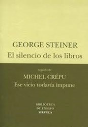 Libro El Silencio De Los Libros