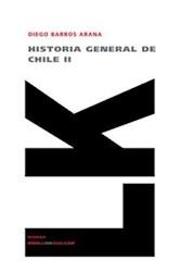 Libro Historia general de Chile III