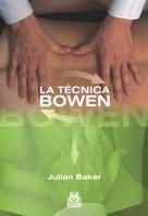 Libro TECNICA BOWEN, LA