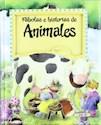 Libro FABULAS E HISTORIAS DE ANIMALES (CARTONE) (AZUL)