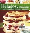Libro HELADOS CHOCOLATES YOGURES ESPUMAS MOUSSES Y SMOOTHIES (PEQUEÑOS TESOROS) (SEMIDURA)