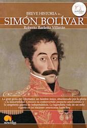 Libro Breve historia de Simón Bolívar