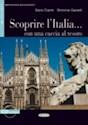 SCOPRIRE L'ITALIA CON UNA CACCIA AL TESORO (ELEMENTARE)  (C/CD)