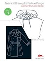 TECHNICAL DRAWING FOR FASHION DESIGN GARMENT SOURCE BOO  K 2 (RUSTICO)