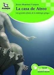 Libro CASA DE ATREO, LA