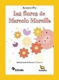 Papel Flores De Marcelo Morcilla, Las