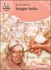 Libro SANGRE INDIA