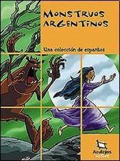 Libro MONSTRUOS ARGENTINOS