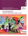 Libro GEOGRAFIA 2 ESTRADA HUELLAS (ES) SOCIEDAD Y NATURALEZA EN AMERICA LATINA (NOVEDAD 2014)