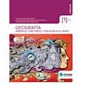 Libro GEOGRAFIA 1 ESTRADA HUELLAS (ES) AMBIENTES TERRITORIOS Y POBLACION EN EL MUNDO ACTUAL