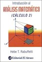 INTRODUCCION AL ANALISIS MATEMATICO CALCULO 2