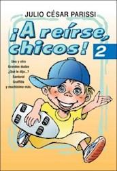 Libro A REIRSE, CHICOS! 2
