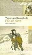 Libro PAIS DE NIEVE