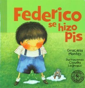 Libro FEDERICO SE HIZO PIS