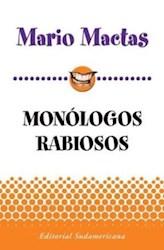 Libro MONOLOGOS RABIOSOS