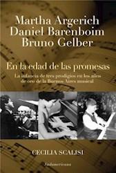 Libro En La Edad De Las Promesas (Argerich, Barenboim, Gelber)