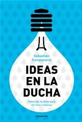 Libro IDEAS EN LA DUCHA TODAS LAS TECNICAS PARA SER MAS CREATIVOS