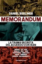 MEMORANDUM LA TRAMA SECRETA DEL ACUERDO CON IRAN (RUSTICA)