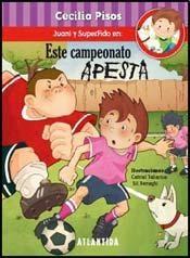 Libro ESTE CAMPEONATO APESTA