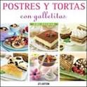 Libro POSTRES Y TORTAS CON GALLETITAS