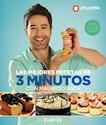 MEJORES RECETAS DE 3 MINUTOS (POSTRES TORTAS Y MAS CON  EL SELLO DE MAURI)