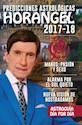 PREDICCIONES ASTROLOGICAS HORANGEL 2017/2018 (ASTROGUIA DIA POR DIA) (RUSTICA)
