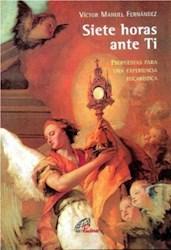 Libro SIETE HORAS ANTE TI