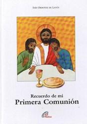RECUERDO DE MI PRIMERA COMUNION