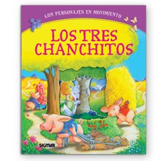 Libro LOS TRES CHANCHITOS