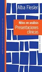 Libro NIÑOS EN ANALISIS PRESENTACIONES CLINICAS.