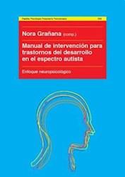 Libro MANUAL DE INTERVENCION PARA TRASTORNOS DEL DESARR