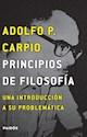 PRINCIPIOS DE FILOSOFIA UNA INTRODUCCION A SU PROBLEMATICA (RUSTICO)
