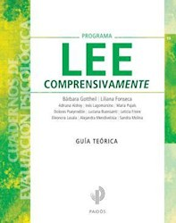 Libro PROGRAMA LEE COMPRENSIVAMENTE. GUIA TEORICA
