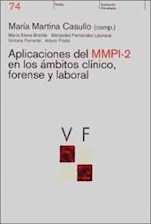 Libro APLICACIONES DEL MMPI-2 EN LOS AMBITOS CLINICO, FORENSE Y LABORAL