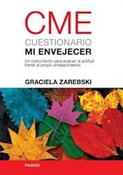 Libro CME CUESTIONARIO MI ENVEJECER