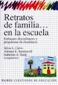 Libro RETRATOS DE FAMILIA... EN LA ESCUELA