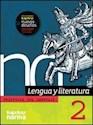 Libro LENGUA Y LITERATURA 2 KAPELUSZ NUEVOS DESAFIOS PARA PENSAR [2/1][CON ANTOLOGIA LITERARIA]