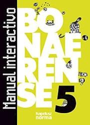 MANUAL INTERACTIVO 5 KAPELUSZ BONAERENSE (NOVEDAD 2013)
