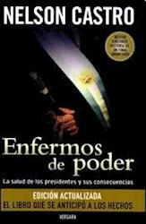 Libro ENFERMOS DE PODER (ED. ACTUALIZADA)