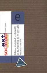Libro ESTADO, SOCIEDAD Y EDUCACION EN LA ARGENTINA DE FIN DE SIGLO