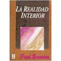 Libro REALIDAD INTERIOR, LA