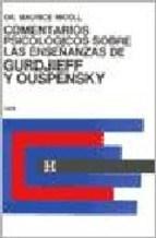 Libro COMENTARIOS PSICOLOGICOS T.3